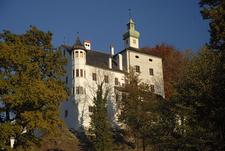 Schloss Aschach In Volders, Austria