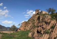 Schloss Sigmundskron Felsen
