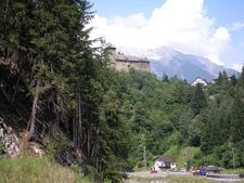 Schloss Wiesberg, Tobadill, Austria