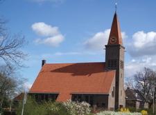 Church In Schoonebeek