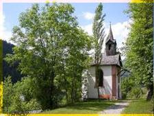 Schranzkapelle Chapel Kauns Austria