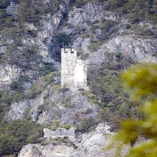 Schrofenstein Ruins Landeck Austria