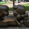 Schroeder And Lucy Bronze Statue