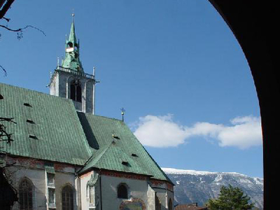 Schwaz   Parish  Church