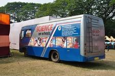 Science Exhibition Bus