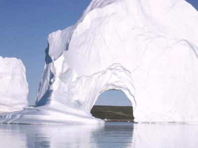 Scoresby Sund In Greenland