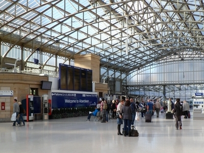 Aberdeen Railway Stations Hall