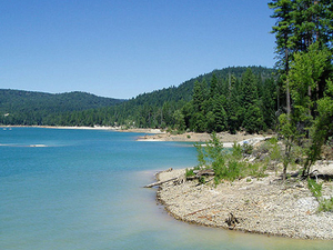 Scotts Flat Reservoir