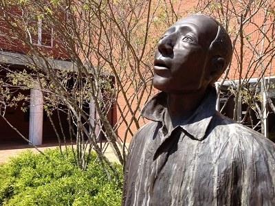 Sculpture In WAM - Greensboro NC