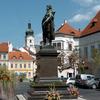 Sculpture Of Károly Kisfaludy, Győr