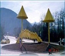 Sculpture Park-Kramsach Tyrol Austria