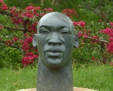 Sculpture @ Rwenzori Founders Art Centre - Kasese UG