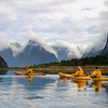 Sea Kayaks @ Milford Sound - Southland NZ