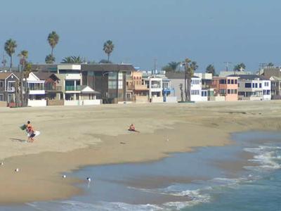 Seal Beach Shoreline