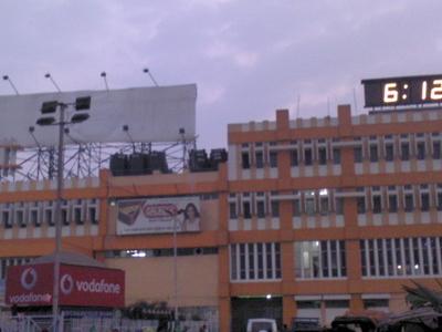 Sealdah Station Outside