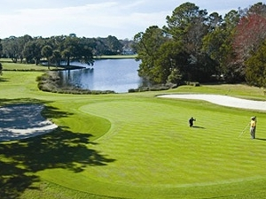 Sea Palms Golf & Tennis Resort - Campo 1