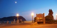 Seaside After Sunset