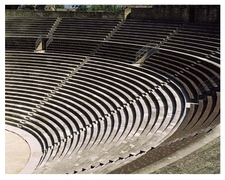 Seating In The Theatre