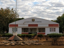 Seat Of The District Government Of Mandimba
