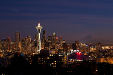Seattle From Kerry Park, Queen Anne