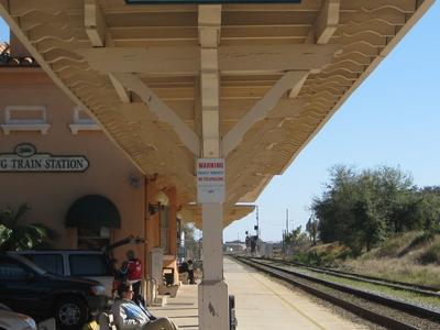 Sebring  Train  Station