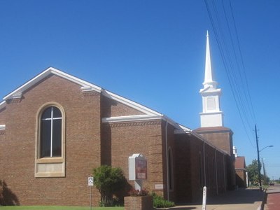 First  Baptist  Church Of  Childress