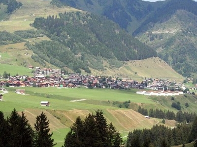Sedrun  Dorf