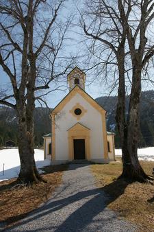 Seehof Chapel, Achenkirch, Austria