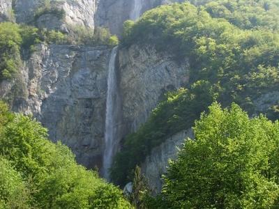 Seerenbach Waterfalls