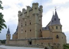 Segovia - Alcázar - Spain