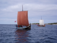 Traditional Nordland Boat