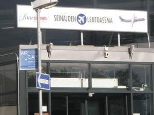 Seinajoki Aeropuerto