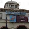 Semarang Tawang Station Outside