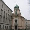 Seminarkirche-Linz, Upper Austria, Austria