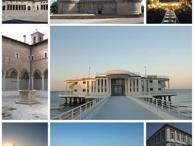 Senigallia  Collage