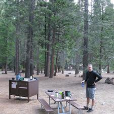 Sentinel Campground