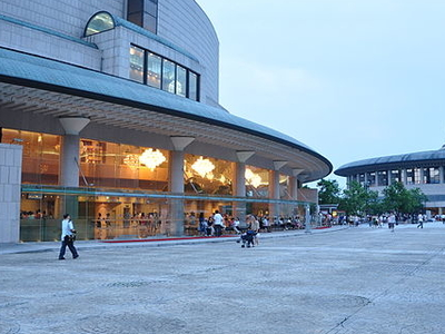 Seoul Arts Center Fasad