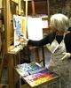 Sequoia Studios Hillsboro OR Artist At Work