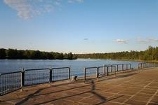 Serebryny Bor Park Pier - Moscow