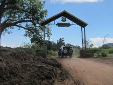 Serengeti Entrance Gate