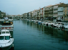 Canal Royal Sète