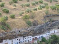 Setenil Caves