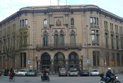Eixample District Hall