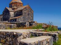 Sevan Monastery and Haghartsin Monastery