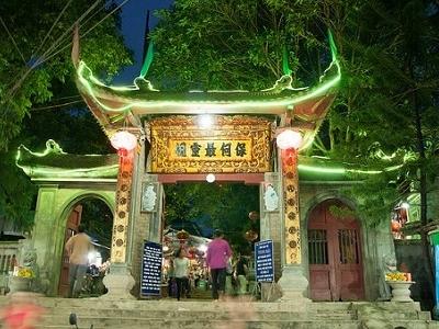 Seven Huang Temple - Yen Bai - Vietnam