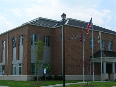 Sevierville  City  Hall