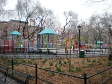 Playground At Seward Park
