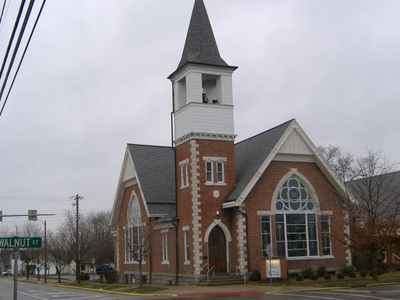 Seymour  1st  Presby  Church  1