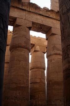 Karnak Temple At Luxor