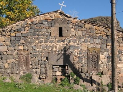 Church Of Surb Gevorg In Bjni